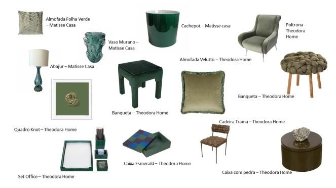 Verde Militar - Blog